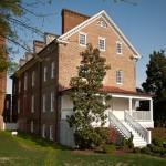 Charles Carroll House Entrance