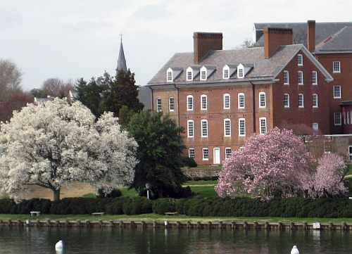 Charles Carroll House of Annapolis