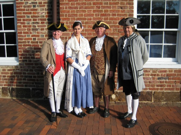 Colonials at Open House